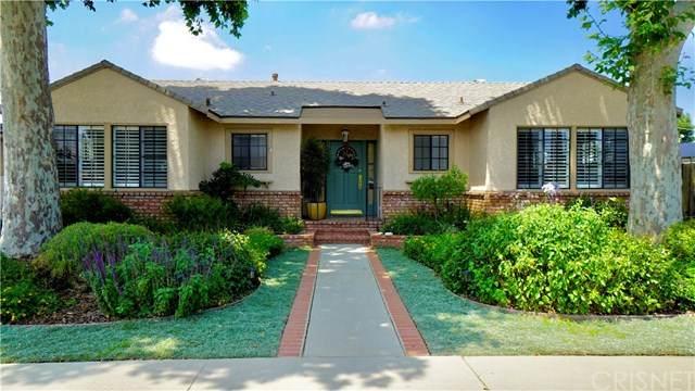 15851 Blackhawk Street, Granada Hills, CA 91344 (#SR20224264) :: The Suarez Team