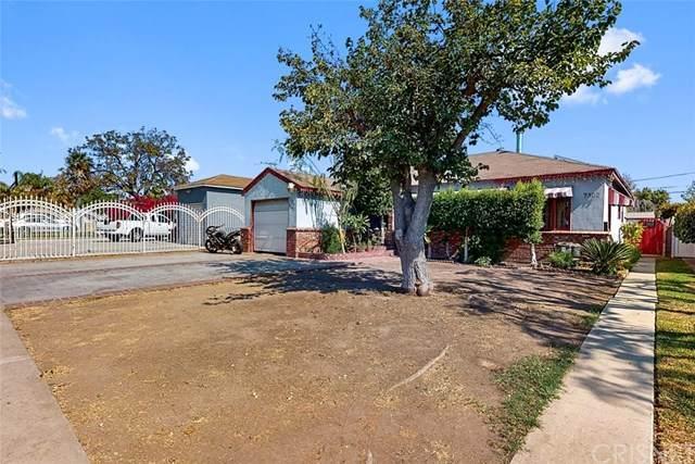 7300 Satsuma Avenue, Sun Valley, CA 91352 (#SR20212705) :: Randy Plaice and Associates