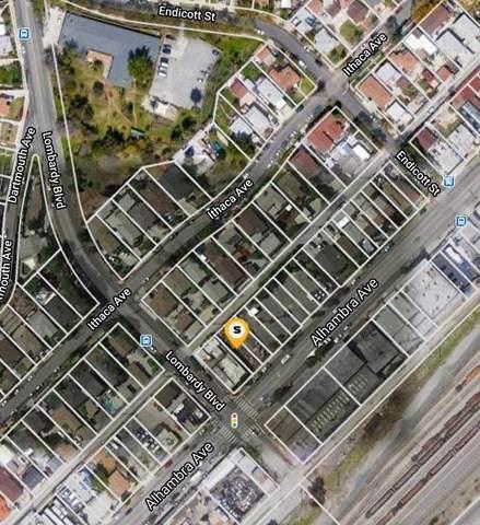 5207 Alhambra Avenue, Los Angeles, CA 90032 (#P1-1995) :: Randy Plaice and Associates