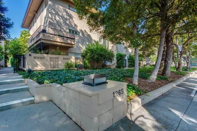 1265 S Orange Grove Boulevard #4, Pasadena, CA 91105 (#P1-1994) :: Randy Plaice and Associates