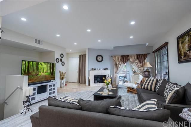 7900 Topanga Canyon Boulevard #11, Canoga Park, CA 91304 (#SR20224887) :: Randy Plaice and Associates