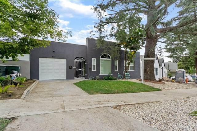 630 Glenmore Boulevard, Glendale, CA 91206 (#SR20225055) :: Randy Plaice and Associates