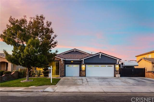 5751 W Avenue J15, Lancaster, CA 93536 (#SR20225270) :: Berkshire Hathaway HomeServices California Properties