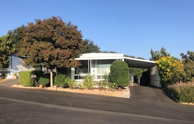 1202 Loma Drive #32, Ojai, CA 93023 (#V1-2165) :: Randy Plaice and Associates