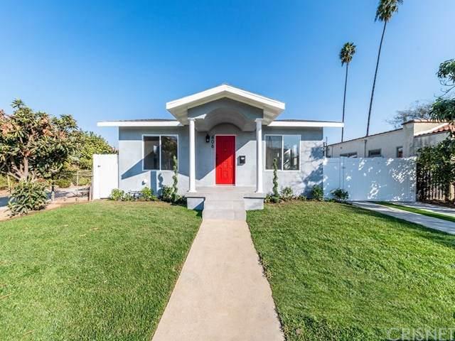406 N Huntington Avenue, Monterey Park, CA 91754 (#SR20225438) :: SG Associates