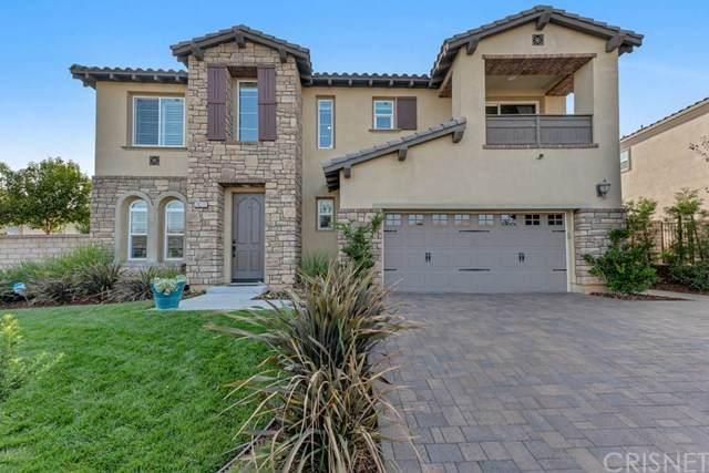 28315 Chisel Court, Valencia, CA 91354 (#SR20225125) :: Berkshire Hathaway HomeServices California Properties