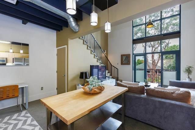 809 Meridian Avenue K, South Pasadena, CA 91030 (#P1-2008) :: Berkshire Hathaway HomeServices California Properties