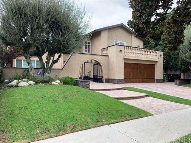 22733 Lull Street, West Hills, CA 91304 (#SR20225549) :: The Suarez Team