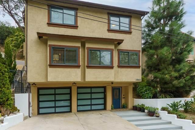 3862 Udell Court, Los Angeles, CA 90027 (#P1-2013) :: SG Associates