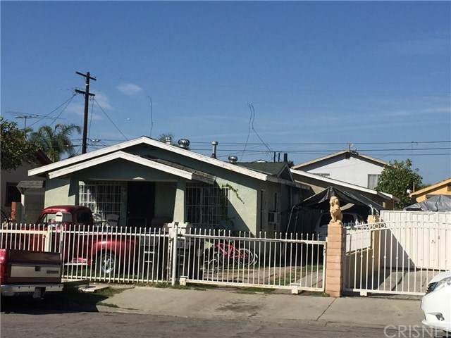 1149 E 77th Place, Los Angeles, CA 90001 (#SR20226081) :: Lydia Gable Realty Group