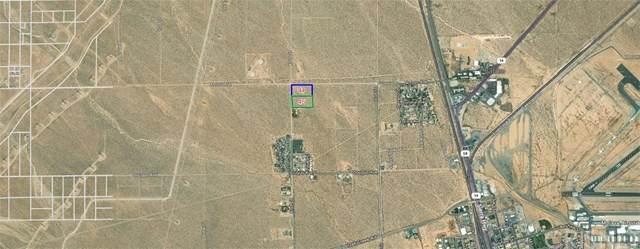 16900 Koch St & Arroyo Ave, Mojave, CA 93501 (#SR20226243) :: SG Associates