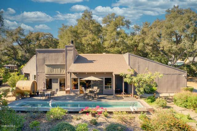 2409 Burnham Road, Ojai, CA 93023 (#220010646) :: Lydia Gable Realty Group