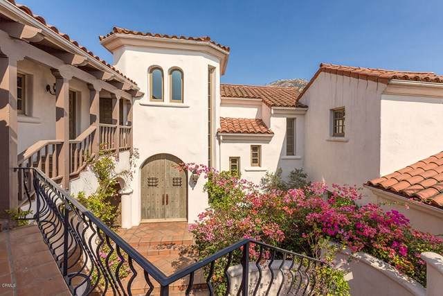 1407 Tunnel Road, Santa Barbara, CA 93105 (#V1-2195) :: SG Associates