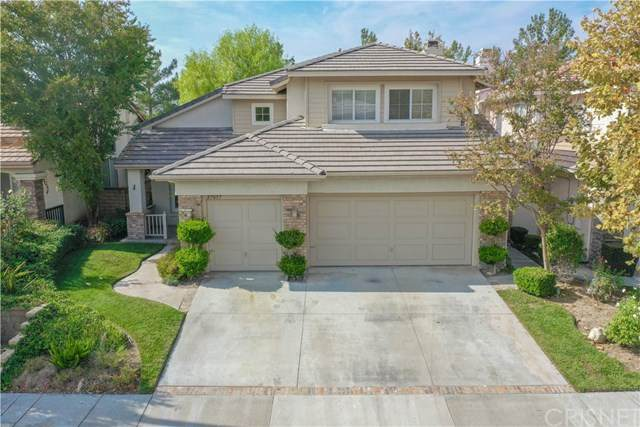 27617 Weston Drive, Valencia, CA 91354 (#SR20226350) :: Lydia Gable Realty Group