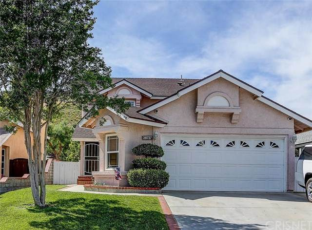 28727 Magnolia Way, Saugus, CA 91390 (#SR20226699) :: Lydia Gable Realty Group