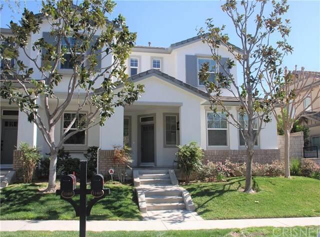 11464 Oakford Lane, Porter Ranch, CA 91326 (#SR20222693) :: The Parsons Team