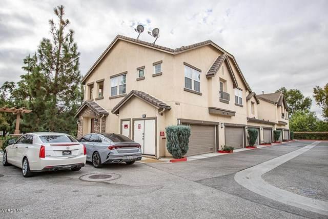 1606 Heywood Street D, Simi Valley, CA 93065 (#220010655) :: The Parsons Team