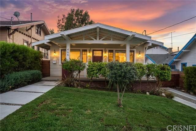 466 Holland Avenue, Highland Park, CA 90042 (#SR20226373) :: Arzuman Brothers