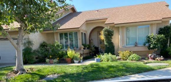 33117 Village 33, Camarillo, CA 93012 (#V1-2210) :: TruLine Realty
