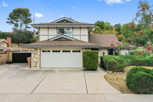 192 Maynard Avenue, Newbury Park, CA 91320 (#220010657) :: The Parsons Team