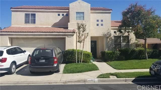 40202 Casillo Road #134, Palmdale, CA 93550 (#SR20227022) :: The Suarez Team