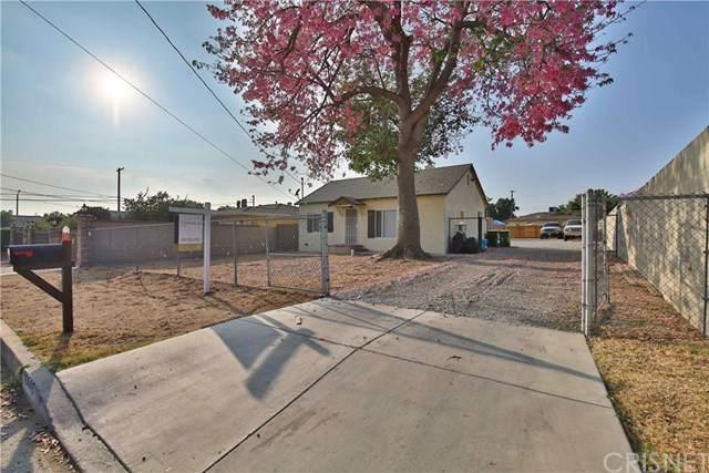 15445 Monte Street, Sylmar, CA 91342 (#SR20226312) :: Arzuman Brothers