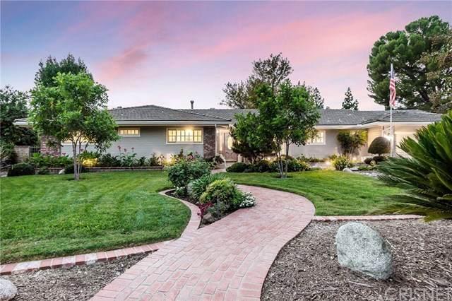 9657 Nita Avenue, Chatsworth, CA 91311 (#SR20227073) :: Compass