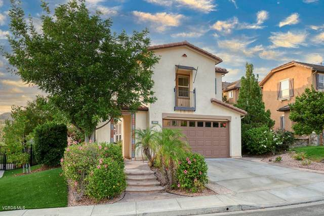 3655 Cascara Court, Simi Valley, CA 93065 (#220010664) :: Berkshire Hathaway HomeServices California Properties