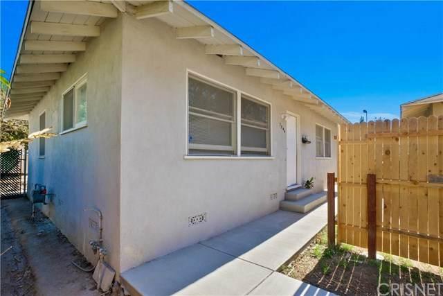 7344 Jordan Avenue, Canoga Park, CA 91303 (#SR20227307) :: Berkshire Hathaway HomeServices California Properties