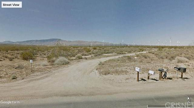 0 168th Street W, Rosamond, CA 93560 (#SR20227668) :: Arzuman Brothers
