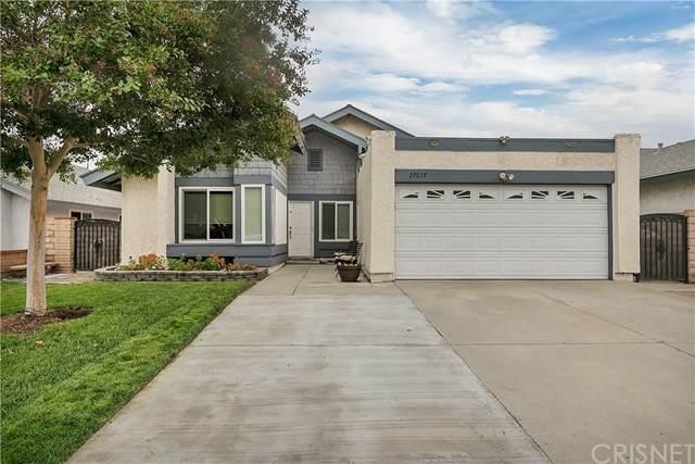 27617 Cherry Creek Drive, Valencia, CA 91354 (#SR20227702) :: TruLine Realty