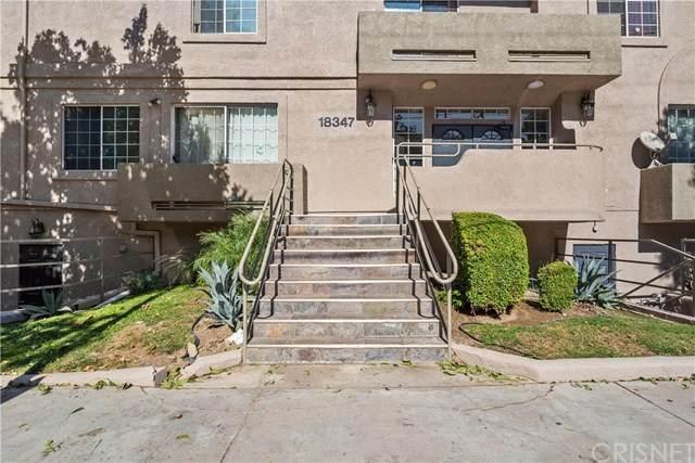 18347 Saticoy Street #5, Reseda, CA 91335 (#SR20228141) :: Compass
