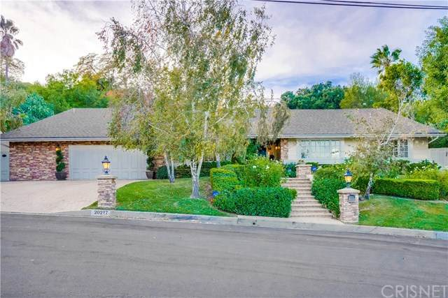 20217 Allentown Drive, Woodland Hills, CA 91364 (#SR20227667) :: TruLine Realty