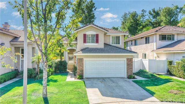 20214 Jennifer Court, Canyon Country, CA 91351 (#SR20228380) :: Randy Plaice and Associates