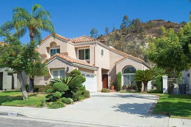 928 Calle Simpatico, Glendale, CA 91208 (#P1-2060) :: TruLine Realty