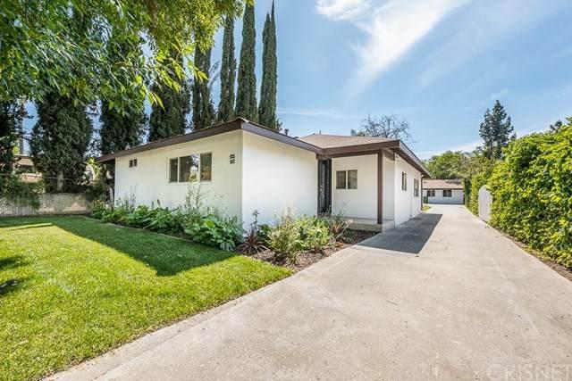 5925 Topeka Drive, Tarzana, CA 91356 (#SR20228651) :: Randy Plaice and Associates
