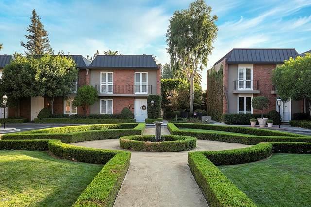 1135 S Orange Grove Boulevard, Pasadena, CA 91105 (#P1-2064) :: TruLine Realty