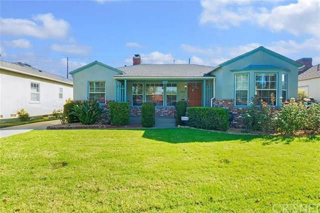 1420 N Buena Vista Street, Burbank, CA 91505 (#SR20228738) :: Compass