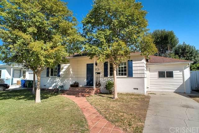 5910 Jamieson Avenue, Encino, CA 91316 (#SR20228838) :: The Parsons Team