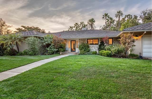 775 San Rafael Terrace, Pasadena, CA 91105 (#P1-2070) :: TruLine Realty