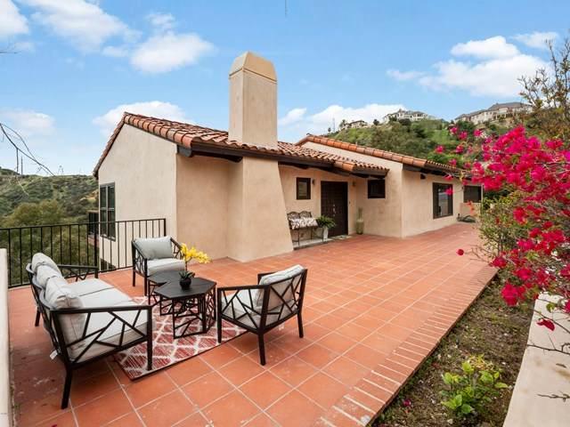 1510 Glen Oaks Boulevard, Pasadena, CA 91105 (#P1-2072) :: TruLine Realty