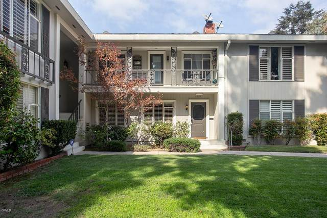 1075 S Orange Grove Boulevard, Pasadena, CA 91105 (#P1-2083) :: TruLine Realty