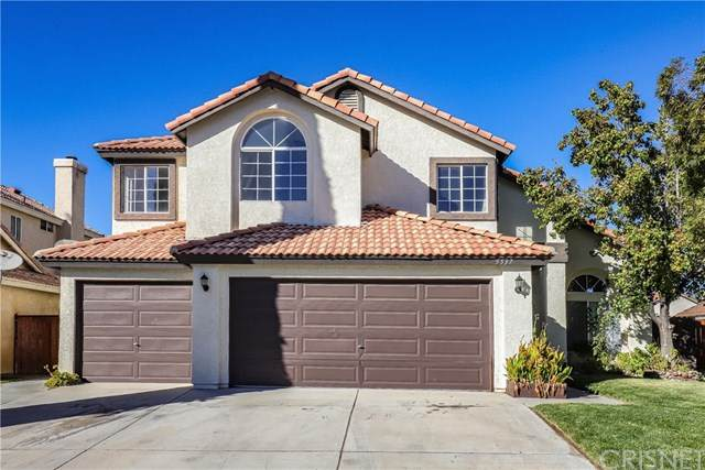 5537 Essex Drive, Palmdale, CA 93552 (#SR20229377) :: TruLine Realty