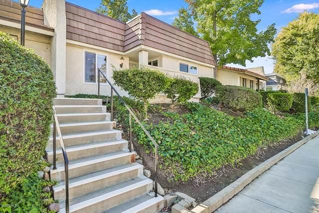 2841 Shoreview Circle, Westlake Village, CA 91361 (#220010713) :: TruLine Realty