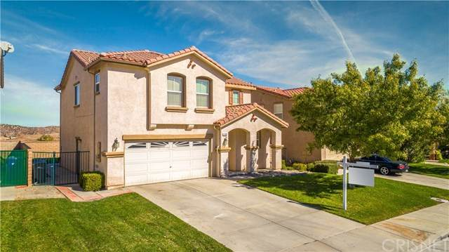 2109 Rhubarb Lane, Palmdale, CA 93551 (#SR20229365) :: TruLine Realty
