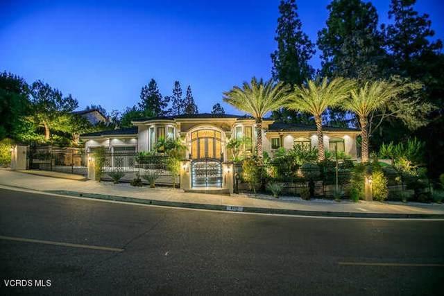 4555 Winnetka Avenue, Woodland Hills, CA 91364 (#220010719) :: TruLine Realty