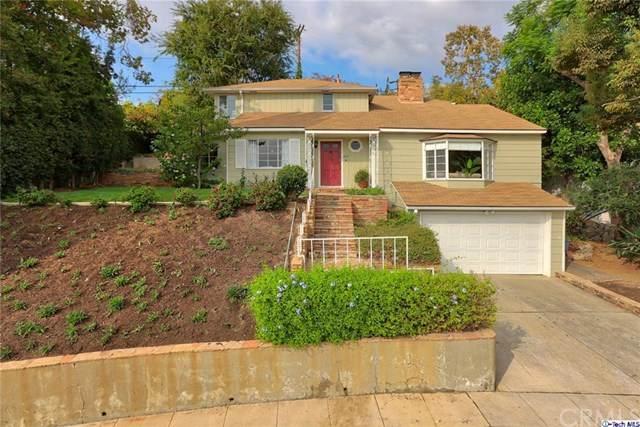 669 Woodbury Road, Glendale, CA 91206 (#320003835) :: TruLine Realty