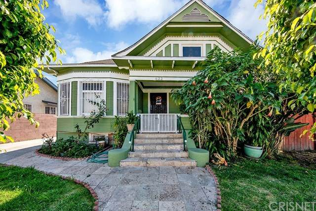 622 E 43rd Street, Los Angeles, CA 90011 (#SR20188818) :: TruLine Realty