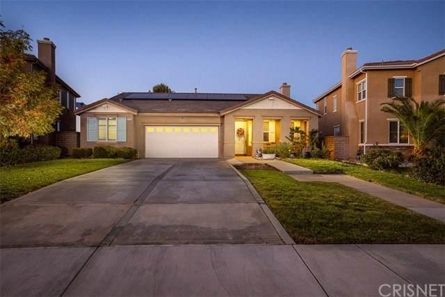 2115 Tangerine Street, Palmdale, CA 93551 (#SR20229752) :: TruLine Realty