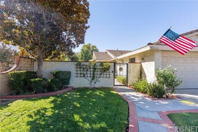 25903 Palomita Drive, Valencia, CA 91355 (#SR20229830) :: TruLine Realty